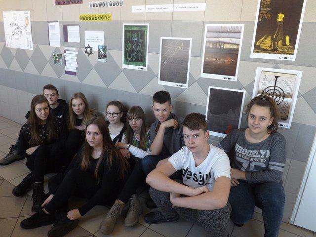Uczciliśmy pamięć Ofiar Holokaustu…
