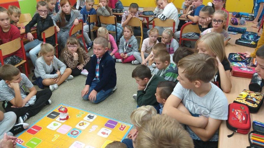 Uczniowie klas I-III kod#ują!